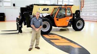 Tour the JLG® Telehandlers