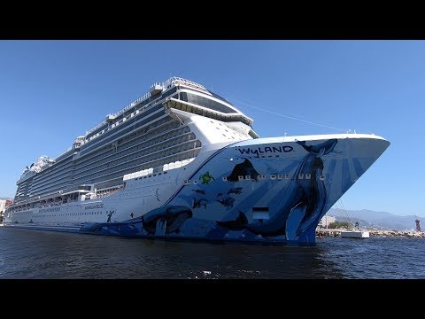 Jim Zim's Full Cruise Review of Norwegian Bliss