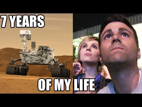 Seven Years In The Life Of One Of The Engineers Of The Mars Curiosity Rover