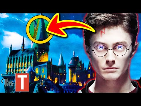 10 Dark Theories About Harry Potter That Will Change The Way You See EVERYTHING