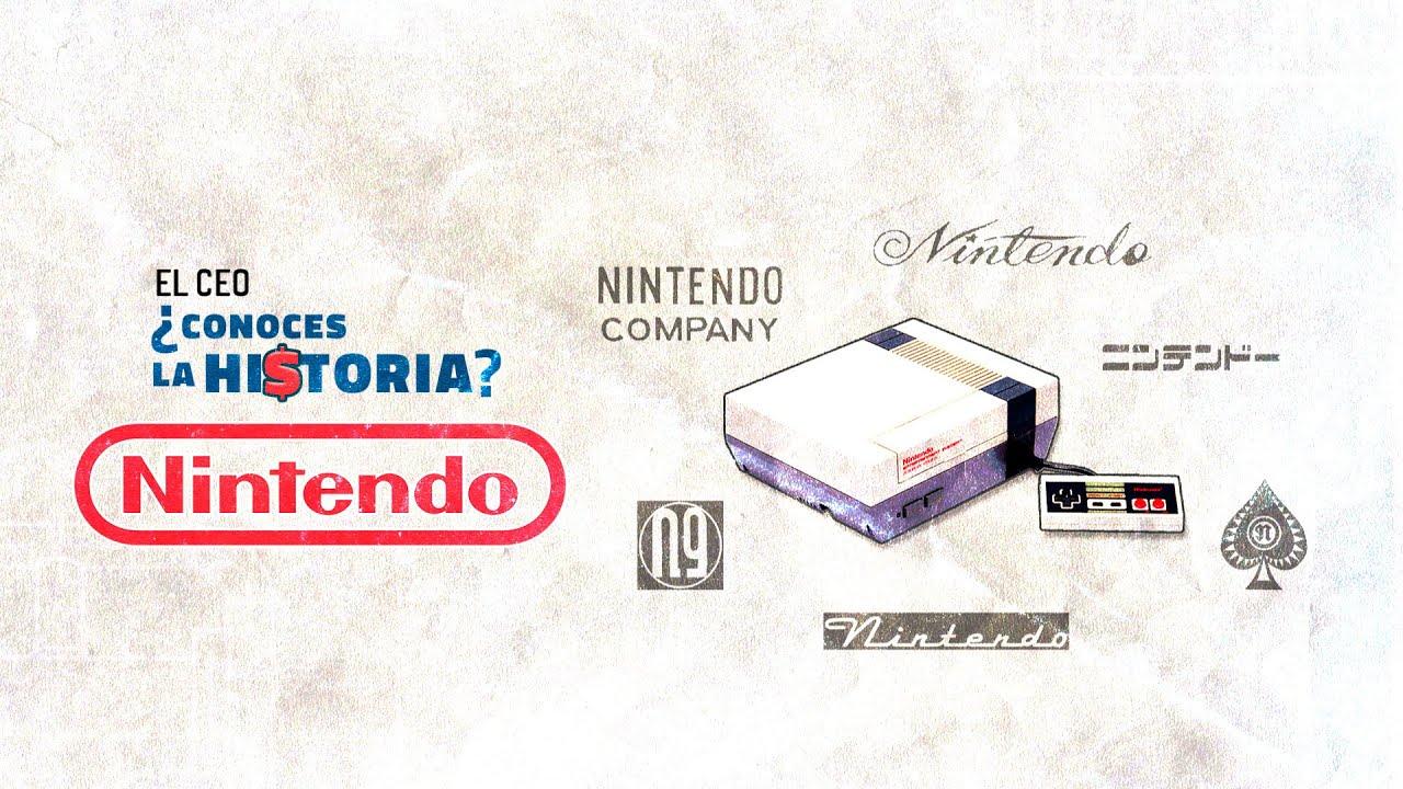¿Conoces la Hi$toria de Nintendo? #Videogames #Nintendo #Japón #