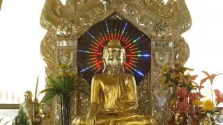 2015-01-10 Kuthodaw Paya Stupa - Library, Mandalay