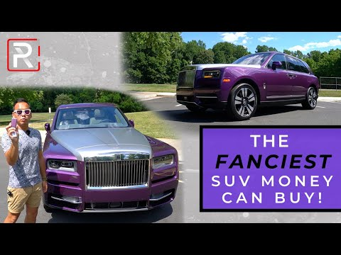 External Review Video PCM_8vteCe0 for Rolls-Royce Cullinan SUV