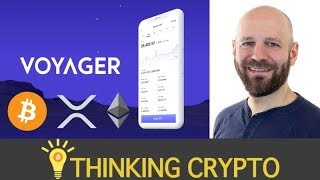 Interview: Steve Capone Voyager CMO - App iOS & Android - Institutional Service - Public in Canada