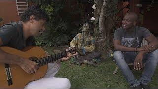 Jorge Vercillo E Thiaguinho (FANTASIAS   Making Of Da Gravação )
