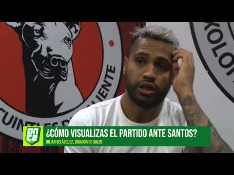 Xolos | Entrevista exclusiva con Julián Velázquez | ONCE Diario