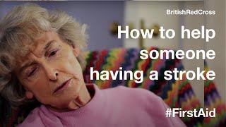 Helping Someone Who Is Having A Stroke #FirstAid #PowerOfKindness