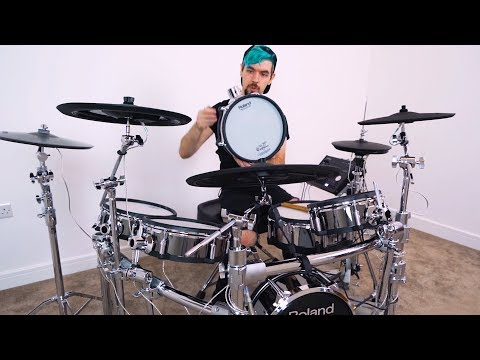 First Person Drumming!