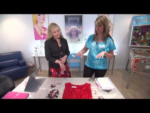 Sharon Caddy talks 'julz' with Monica