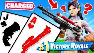 CHARGE SHOTGUN *NEW* 21 Card Game FOR LOOT