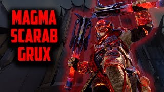 Magma Scarab Grux Gameplay - SUPER HOT FIREEEEE