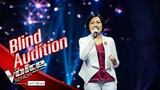 อาตุ๋ม - อีกหน่อยเธอคงเข้าใจ - Blind Auditions - The Voice Senior Thailand - 24 Feb 2020