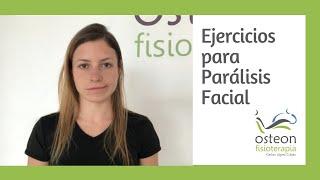 Ejercicios Para Parálisis Facial - CINESITERAPIA FACIAL