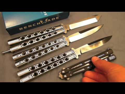 Benchmade Model 62 Balisong – Review