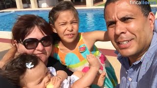 Video Iliana und Familie
