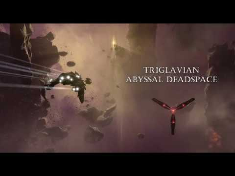 EVE Online - How to run Triglavian Sites (Beginner) - смотреть