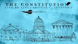 Click to play: The Constitution Line By Line: Episode One [Article I Initiative]