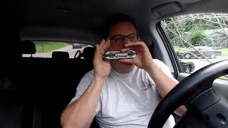 Playing the Chromatic Scale on the Chromatic Harmonica