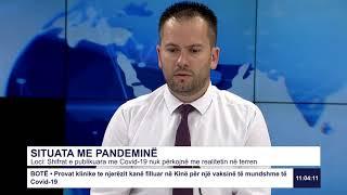 RTK3 Lajmet e orës 11:00 07.08.2020