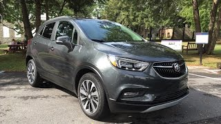 2017 Buick Encore – Redline: First Drive