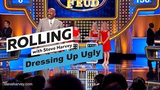 Dressing Up Ugly | Rolling With Steve Harvey
