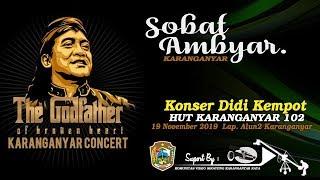 Download Live Konser Didi Kempot Sobat Ambyar Karanganyar