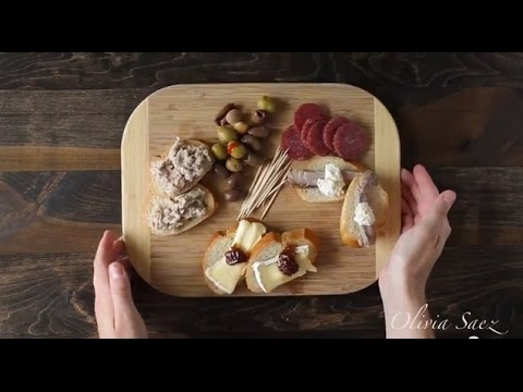 Quick & Easy Classic French Appetizer Recipe – L'Aperitif | with Olivia Saez