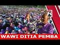 #LIVE 🔴 MUENDELEZO WA KAMPENI CHAMA CHA ACT WAZALENDO PEMBA WAWI DITIA 12.10.2020