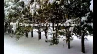 December 24  x Julia Fordham