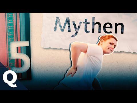 5 mýtů o svalech