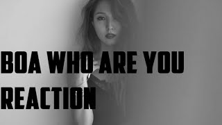 [4LadsReact] BoA 보아   Who Are You (Feat. 개코) MV Reaction