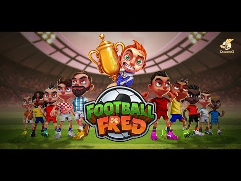 Football Fred wideo