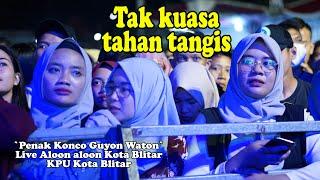 Penak Konco Waton Live Aloon Aloon Kota Blitar KPU Kota Blitar