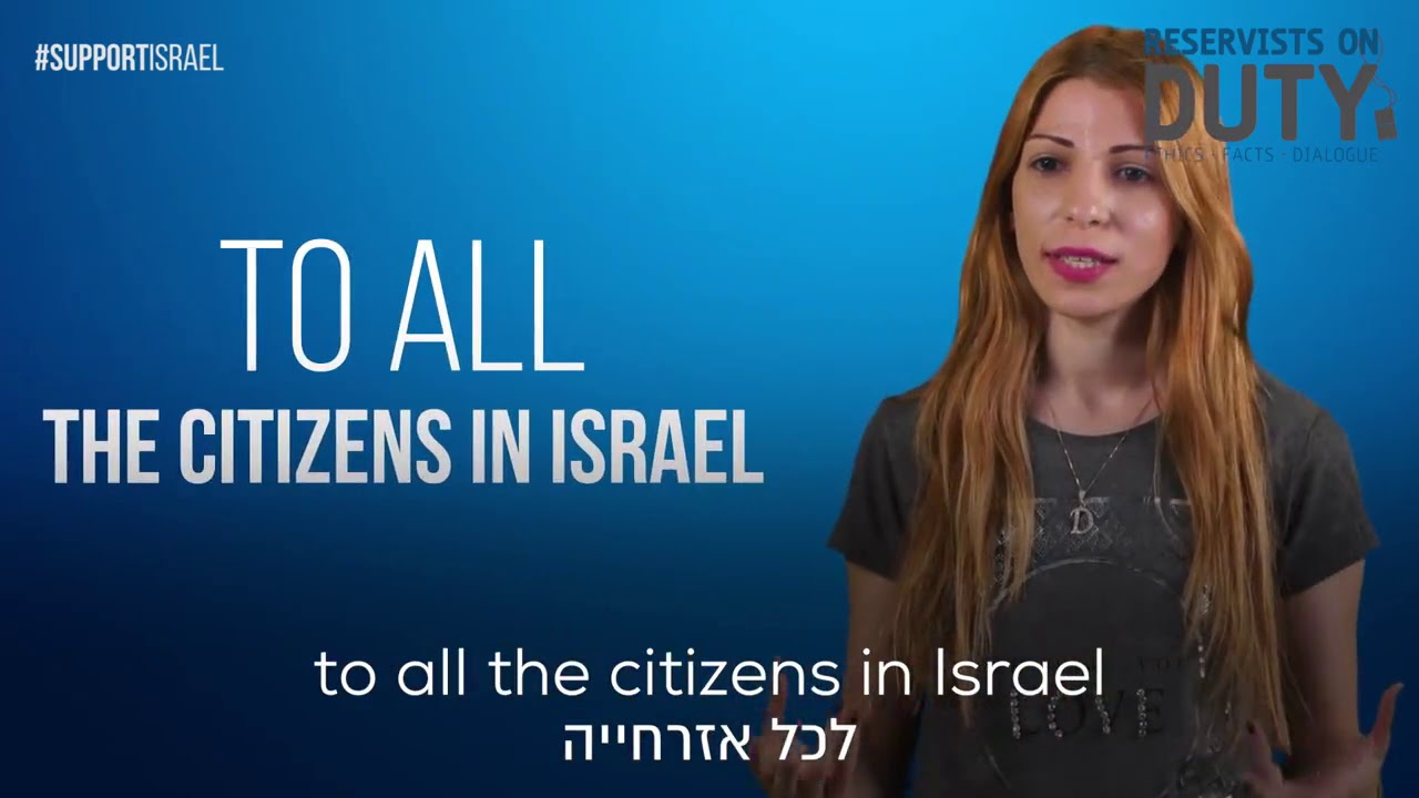 Minority groups from Israel tell their personal stories