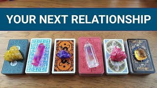 WILL I MEET SOMEBODY SOON? 💖*Pick A Card* CHARM TAROT Reading Love Soulmate | YOUR NEXT RELATIONSHIP