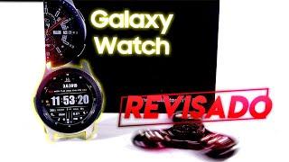 REVISADO DEL RECIENTE RELOJ DE SAMSUNG Galaxy Watch 46mm LTE