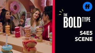 Season 4 episode 5 | Extrait 1 : Doughnut Tasting (VO)