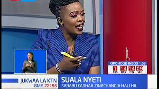 Suala Nyeti: Ukosefu wa ajira baada ya kapuni nyingi kufungwa