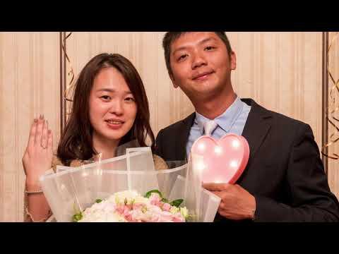 ✨『我想要每天早上起床,第一眼看到的就是妳』-台北餐廳溫馨求婚