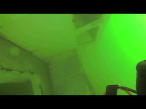 Οι τελευταίες στιγμές ενός πλοίου πριν βουλιάξει [video]
