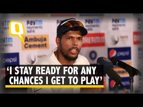 I Stay Ready for Any Chances to Play: Umesh Yadav on India's Win in Pune Test | The Quint