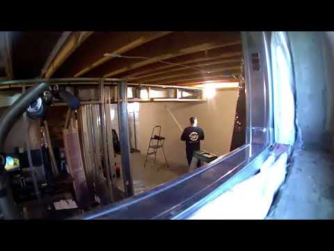Basement finished in under 1 minute