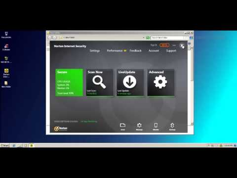 Norton Internet Security 2014 (v21) test and review