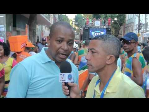 Desfile do Bloco Poli Mania no Carnaval de 2016