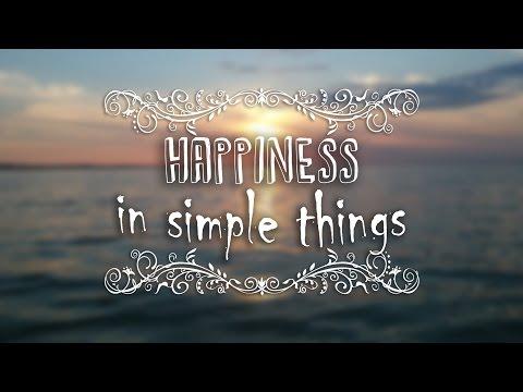 Текст о счастье в розовую