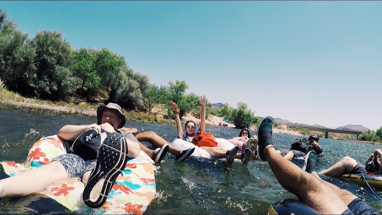 Go Salt River Rafting