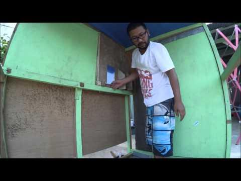 Video Pelepasan Merpati Pos MSCRP