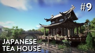 Planet Coaster: Fantasy Valley (Part 9) - Japanese Tea House