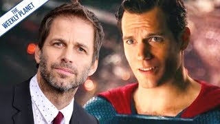 Zack Snyder Answers Batman V Superman Questions