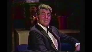 "Dean Martin - ""It Had To Be You"" - LIVE"